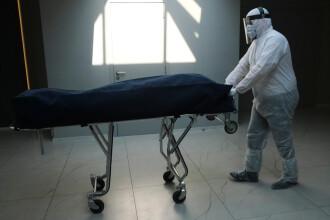 Cel mai mic număr de decese provocate de Covid-19 din ultimele 2 luni