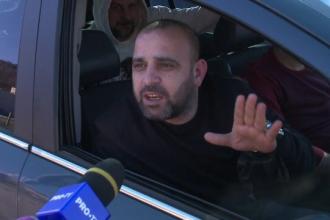 Reacția unui bărbat din Turcia când a dat de aglomerația de pe DN1