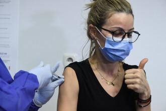 Vaccinarea anti-Covid se extinde, de luni, în toată ţară