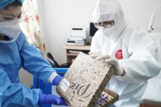 Vaccinul a ajuns în cutii de pizza la Spitalul Județean din Slobozia. Reacția lui Valeriu Gherghiță