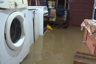 Mai multe zone din România, devastate de inundații. Regiunile în care ploile au făcut prăpăd