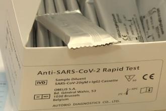 Testele rapide vor fi incluse în raportările zilnice. Care sunt diferențele față de cele PCR