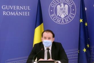 Florin Cîţu: Declaraţiile referitoare la subraportarea cazurilor Covid-19 pot să creeze panică