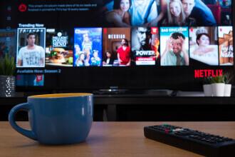 Netflix se scumpește din februarie. Care sunt noile tarife la abonamente