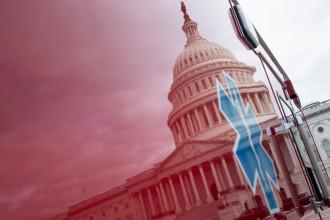 Amenințare teroristă în SUA, ce vizează Capitoliul.