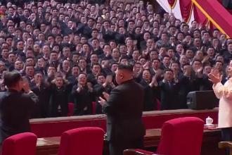Kim Jong Un a recunoscut public că planul de dezvoltare economică pentru Coreea de Nord
