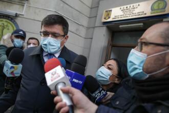 Costel Alexe a ajuns joi în fața procurorilor DNA, în dosarul mitei de 22 de tone de tablă