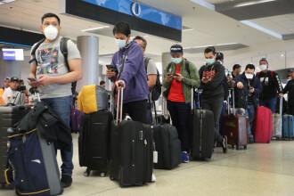 Traficul aerian din România a scăzut cu aproape 70% în pandemie. Câți pasageri au mai fost pe aeroporturile din țară