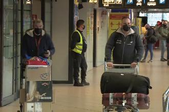 Numărul pasagerilor care au trecut prin aeroporturi în 2020, cu 70% mai mic decât în 2019