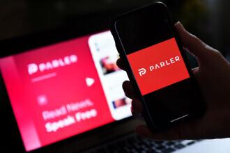 Google elimină aplicația Parler, populară printre susținătorii lui Donald Trump