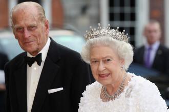 Regina Elisabeta a II-a şi prinţul Philip au primit vaccinul anti-COVID-19