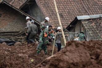 Un nou bilanț al seismului devastator din Indonezia. 84 de morți și 300 de răniți