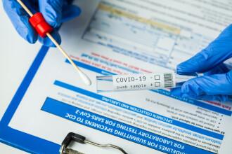 Coronavirus România, bilanț 25 ianuarie. 1.551 de cazuri noi de infectare și 65 de decese