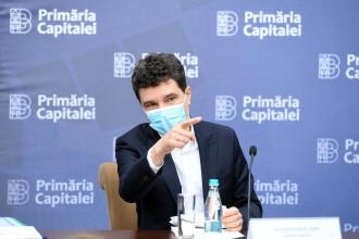 Nicuşor Dan: În ultima săptămână nu au existat probleme în privinţa agentului termic în zona Spitalului
