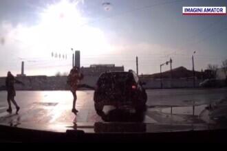 Scandal în trafic, la Arad. Doi tineri s-au ales cu dosare penale pentru furt și distrugere