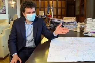 Nicușor Dan a vorbit de reformarea Bucureștiului, cu datorii de 2,5 miliarde de lei. Ce soluții are