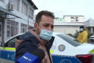 Un copil de 11 ani, aflat pe bicicletă, a fost lovit de o mașină condusă de un preot, la Moreni