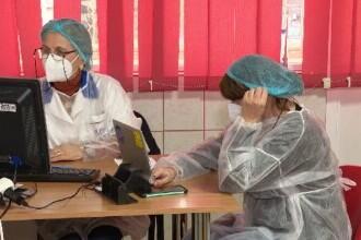 A început vaccinarea anti-COVID pentru cadrele MAI, care sunt imunizate la spitalul Gerota