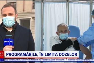 A început etapa a doua de vaccinare în București. Câte persoane se vor putea imuniza