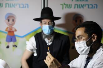 Israelul se teme că s-ar putea confrunta cu o variantă mutantă a Covid-19
