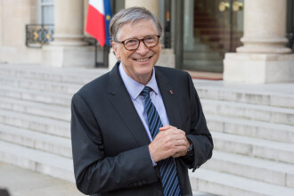 Bill Gates va investi 2 miliarde de dolari pentru a preveni schimbările climatice