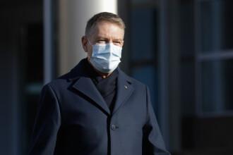 Președintele Iohannis: Atmosfera se schimbă, foarte multă lume dorește să se vaccineze