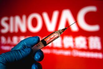 China admite că vaccinurile sale anti-Covid au o eficiență redusă