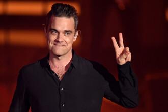Cântăreţul britanic Robbie Williams a fost diagnosticat cu Covid-19
