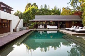 Matt Damon își vinde vila din Los Angeles cu 21 de milioane de dolari. Cum arată proprietatea