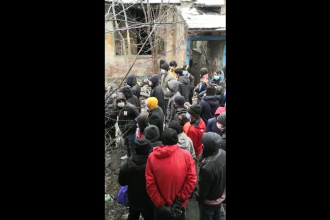 Două grupuri cu 38 de migranți din Afganistan și Pakistan, prinși la Nădlac