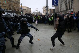 Cele mai ample proteste din istoria Rusiei, anunțate de susținătorii lui Navalnîi. Când vor avea loc