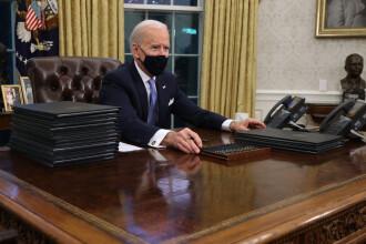 Butonul de pe biroul prezidențial, îndepărtat de Biden. Ce primea Trump când îl apăsa