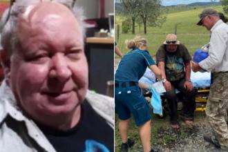 Cum a supraviețuit un bărbat mai bine de două săptămâni, după ce s-a rătăcit într-o pădure australiană