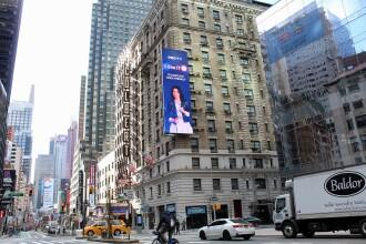 iLikeIT de la PRO TV s-a vazut în New York, printr-o aplicație creată de români