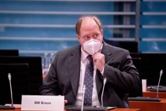 Șeful de cabinet al lui Merkel: Varianta britanică a noului coronavirus va deveni tulpina dominantă în Germania