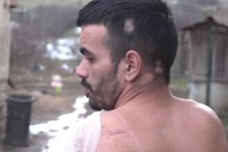 Polițist acuzat că ar fi bătut un bărbat prins la furat de lemne, în Sibiu. Controlul intern a început verificările