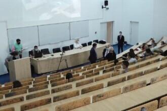Studenții se vor întoarce la cursuri din februarie. Care universități deschid amfiteatrele