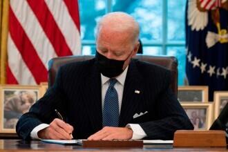 SUA relaxează politica de migrație. Joe Biden semnează primele decrete, iar 9 milioane de persoane ar primi cetățenia