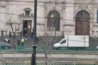 Alerta cu bombă de la Curtea de Apel Bucureşti este falsă. Procesul Elenei Udrea se va relua