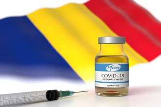 Analiză Politico: România ar atinge ținta de vaccinare în decembrie 2022 și Bulgaria în 2040, la ritmul actual