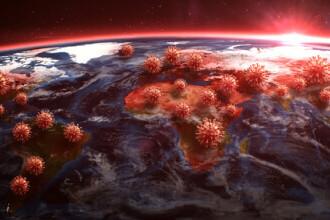 Pandemia atinge un nou prag: 100 de milioane de cazuri pe glob. Anul acesta, la fiecare 7 secunde o persoană s-a infectat