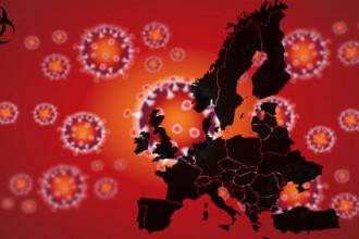 Alertă în Europa, din cauza noilor tulpini de COVID. Harta restricțiilor impuse în fiecare țară