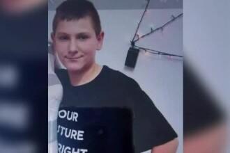 Căutări de amploare în judeţul Cluj. Un băiat în vârstă de 13 ani a dispărut de acasă