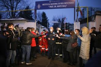 Procurorii au deschis un dosar penal pentru ucidere din culpă, în urma incendiului de la Matei Balș