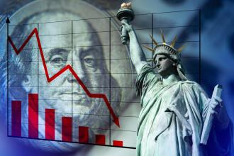 Declin istoric pentru economia Statelor Unite, cauzat de pandemia de COVID-19