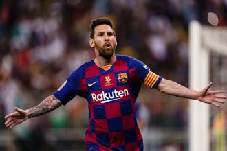 """Președintele Barcelonei este """"convins"""": Unde va juca Messi în sezonul următor"""