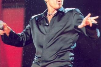 George Michael la mititica! Cantaretul a primit 8 saptamani de inchisoare