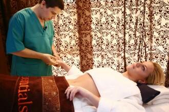 Acupunctura te ajuta sa slabesti!