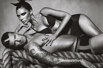 Victoria Beckham primeste lenjerii provocatoare de la sot! Dar doarme goala