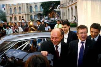 Traian Basescu despre Loganul sau: Merge mai bine decat Guvernul!